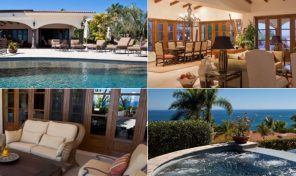 CASA MARAVILLA: 5 bedrooms, Ocean view, Caleta Palmilla
